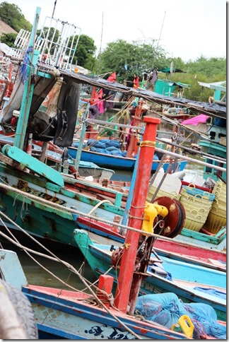 2012_09_16 Thailand Hua Hin Fishing Village (15)