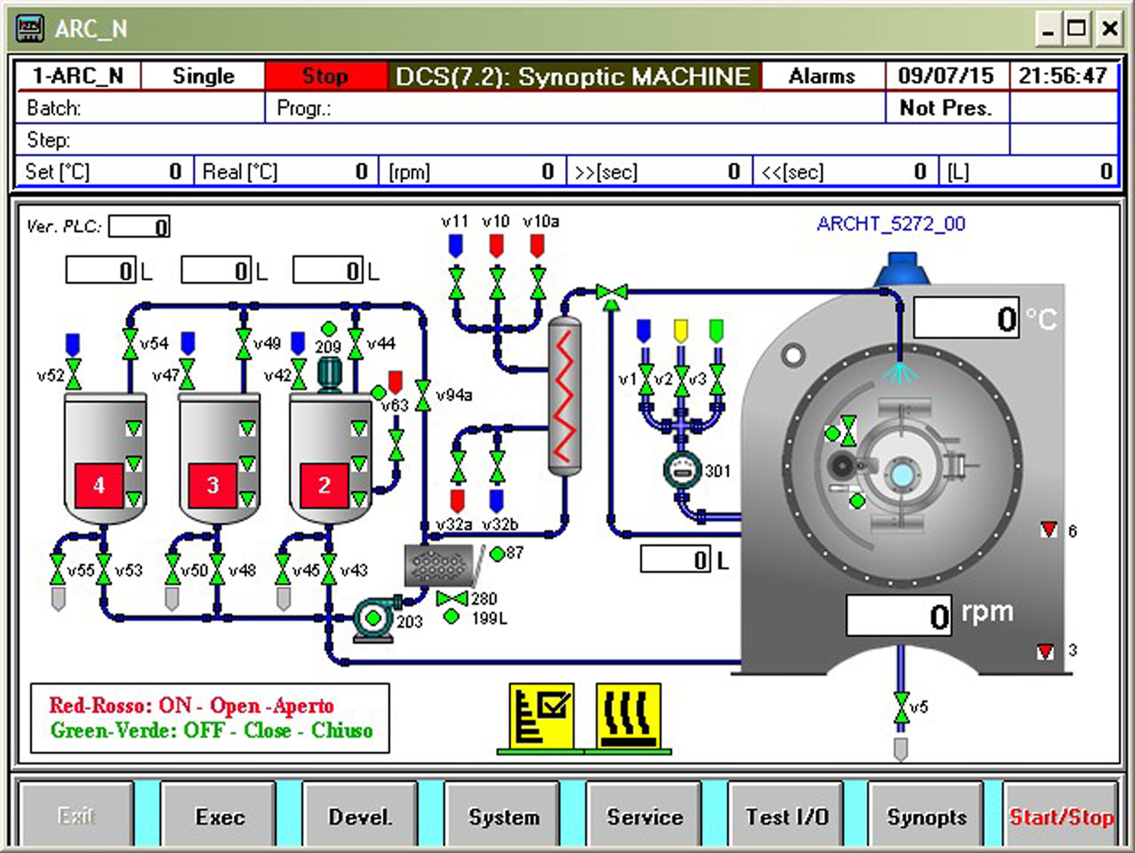 wiring diagram plc maxon hydraulic pump mg elettrotecnica - controllore dcs pc