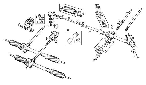 Steering Rack Service : How-To Library : The MG Experience