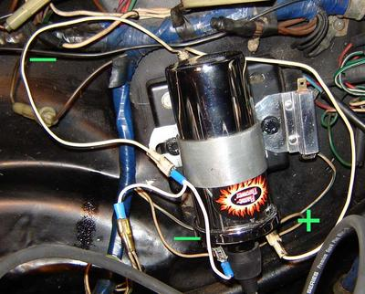 Morris Minor Wiring Diagram Flamethrower Coil Wiring Are My Connections Wrong Mgb