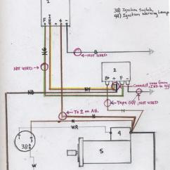 Wiring Diagram For Alternator With External Regulator Prepaid Electric Meter 1968 Lucas And 4tr : Mgb & Gt Forum Mg Experience Forums The ...