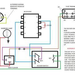 1974 Mg Midget Wiring Diagram Power Wheels 12 Volt Help Wiper Motor : Mgb & Gt Forum Experience Forums The