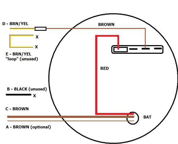 gm cs alternator wiring diagram thermostat honeywell cs144 great installation of delco remy regulator conversion cs130