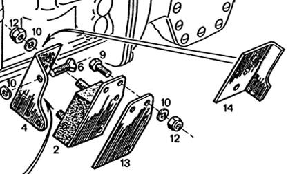 Chrome Bumper Engine Restrictor Plates Size? : MGB & GT
