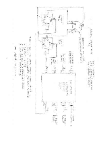 mga turn signal wiring diagram - wiring diagram data - 196 mga wiring  diagram
