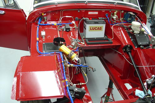 1974 mg midget wiring diagram intermatic timer install toyskids co fuel line route forum experience forums weight v8