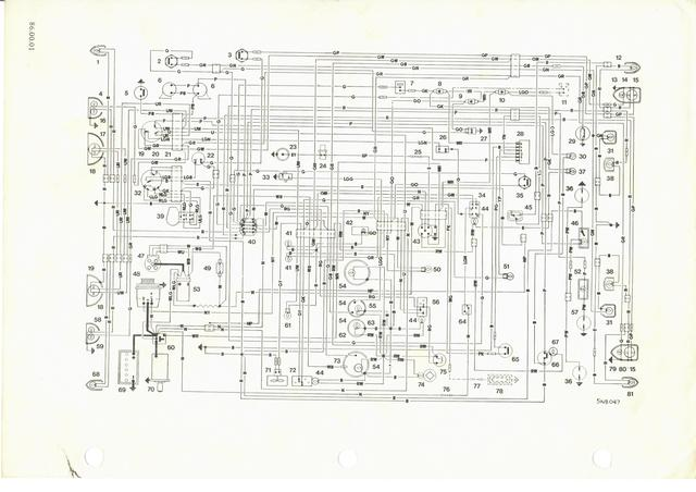 1976 US Fed. MG Midget Wiring Diagrams Attached : MG