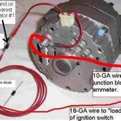 John Deere 4020 Starter Wiring Diagram Origami Kusudama Flower Gm Single Wire Alternator : Mg Engine Swaps Forum Experience Forums The