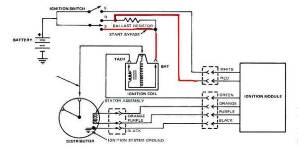 ignition wiring diagram 1995 corvette