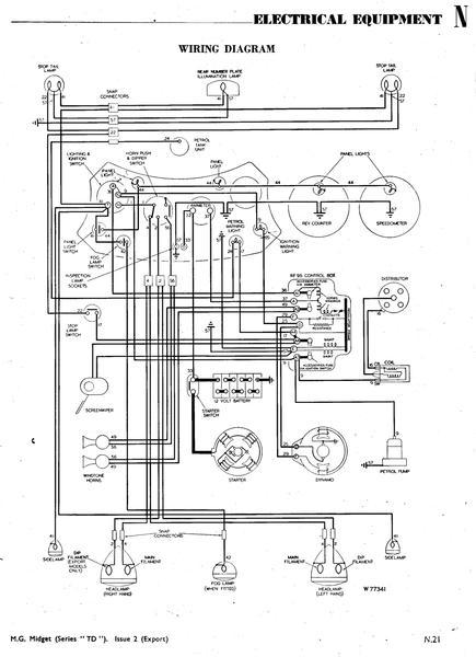 chestzer wiring diagram