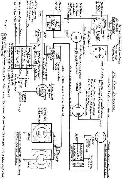 Air conditioning the MGC-GT, MGB-GT. : MGC Forum : MG