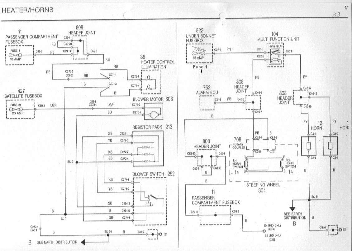 Renault Clio Electric Wiring Diagram Fuse Box Heater Electrical Cliorhsvlcusdesign