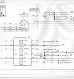 rover 75 fuse box problem [ 1114 x 800 Pixel ]