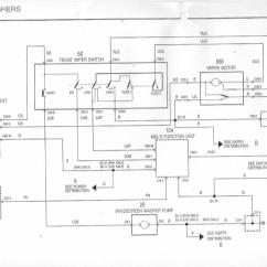 Freelander 2 Wiring Diagram Harness Mgf And Mg Tf Owners Forum Wiper Motor