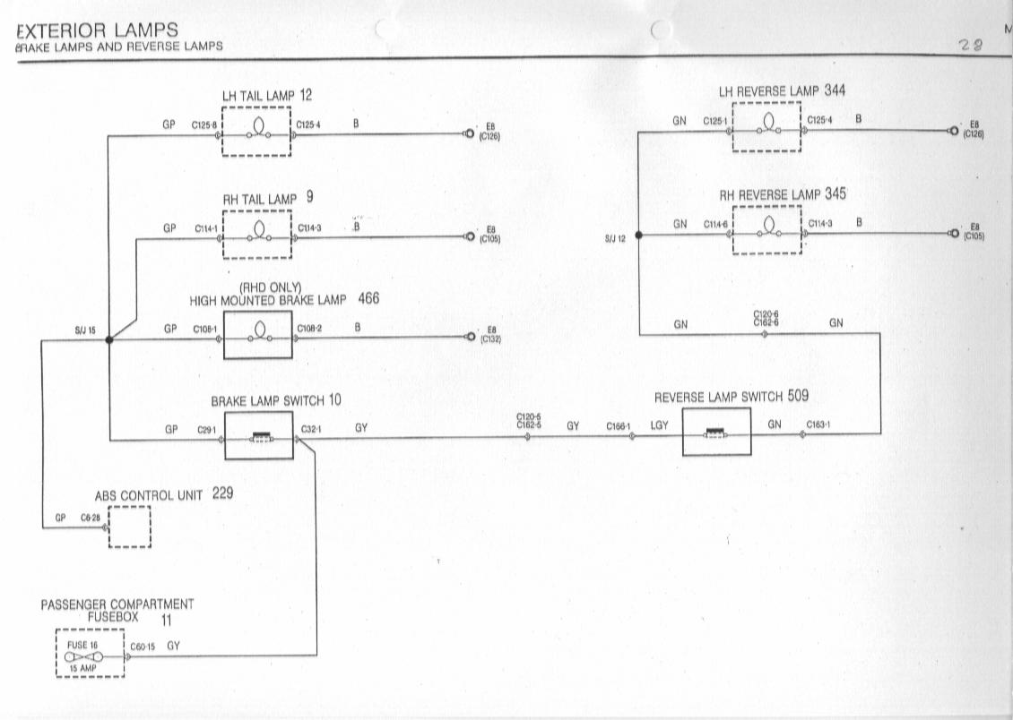 Heated Seat Wiring Diagram Mgf Schaltbilder Inhalt Wiring Diagrams Of The Rover Mgf