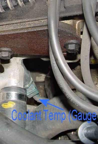 Mgf 111s Mgtf Rover K Engine Cross Reference Sensor
