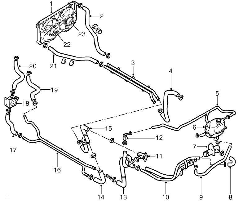 2001 Chevy Malibu Coolant Sensor Location Wiring Diagram