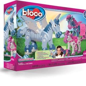 BLOCO Horses & Unicorns