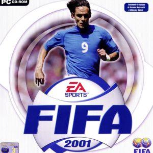 PS2: FIFA 2001 (käytetty)