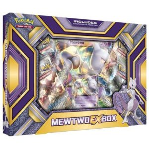 Pokémon Box Mewtwo Ex
