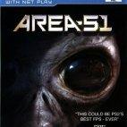 PS2: Area 51 (käytetty)