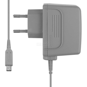 3DS: AC Adapter  (for 3DSXL/3DS/DSi/DS)