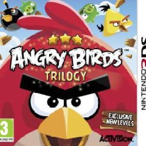 3DS: Angry Birds Trilogy (käytetty)