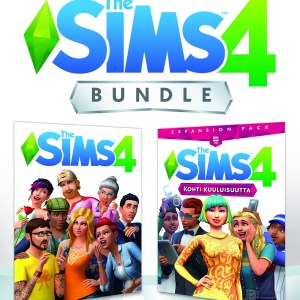 PC: The Sims 4 Plus Get Famous Bundle (CIAB)
