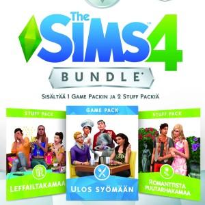 PC: The Sims 4 Bundlepack 5 FI