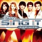 Wii: Disney Sing It Pop Hits (käytetty)