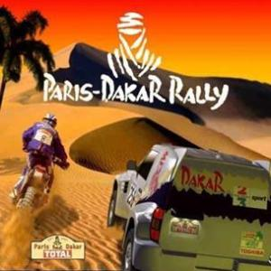 PS2: Paris-Dakar Rally (käytetty)