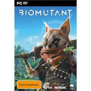 PC: Biomutant