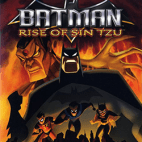 PS2: Batman Rise of Sin Tzu (käytetty)