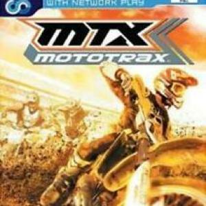 PS2: MTX Mototrax (käytetty)