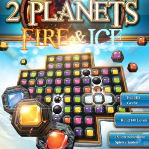 PC: 2 Planets Fire &: Ice (latauskoodi)