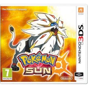 3DS: Pokemon Sun (käytetty)