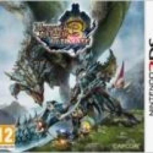 3DS: Monster Hunter 3 Ultimate 3D