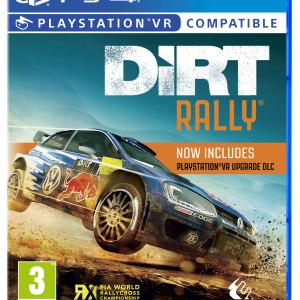 PS4: Dirt Rally VR