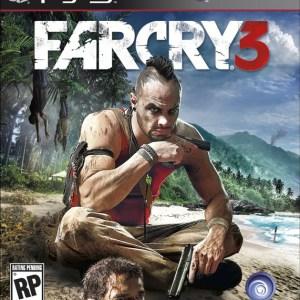 PS3: Far Cry 3 (käytetty)