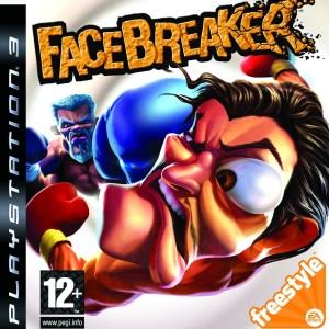 PS3: FaceBreaker (käytetty)