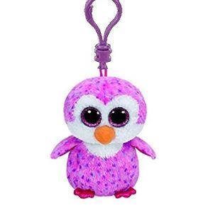 TY Beanie Boos GLIDER - Pink penguin reg