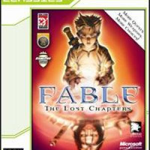 Xbox: Fable The Lost Chapters (käytetty)