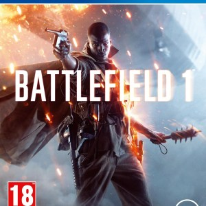 PS4: Battlefield 1 (käytetty)