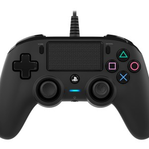 PS4: PS4 Nacon Compact Controller Black