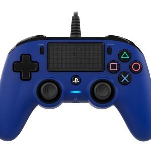 PS4: PS4 Nacon Blue Comp.Controller