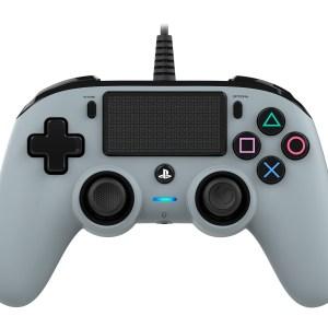 PS4: PS4 Nacon Grey Comp.Controller