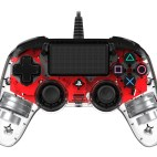 PS4: PS4 Nacon LED Red Comp.Controller