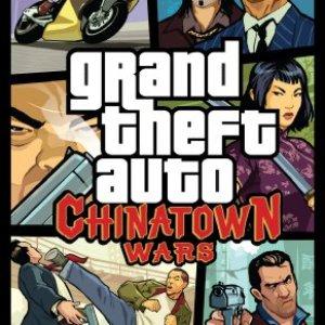 PSP: GTA Chinatown Wars (käytetty)