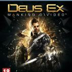 PS4: Deus Ex: Mankind Divided Day One Edition (käytetty)