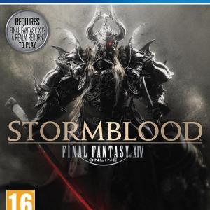 PS4: Final Fantasy XIV Online Stormblood